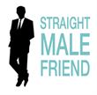 Straight Male Friend Show Logo