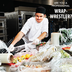 Are You a Professional Wrap-Wrestler?