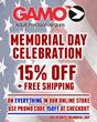 Gamo® Outdoor USA Announces Its Annual Memorial Day Promotion