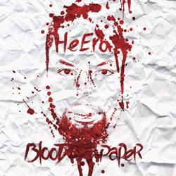 """""""B.lood O.n P.aper"""" Mixtape by HeEro"""