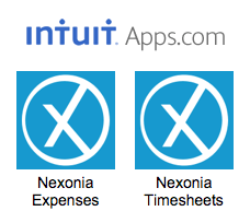 Nexonia Expense Reports and Timesheets on Intuit Apps.com