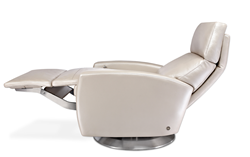 American Leather brings customized comfort with Comfort Recliner, leather furniture, Dallas, Texas