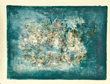 Zao Wou-Ki, Abstract, Lithograph