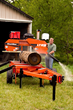 Wood-Mizer sawmills enable hobbyists and professionals around the world to efficiently saw logs into lumber.