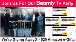 Shark Tank Chat Party with Your Life After 25