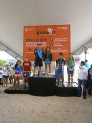 4th Hacienda Tres Rios Triathlon Winners