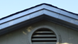 Galvalock  Gable  End  Trim  Un-Painted