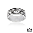 A.R.Z Stainless Steel Ring for Men