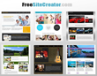 Create Your Own Website Easily with FreeSiteCreator