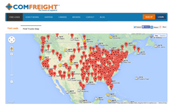 ComFreight Load Board and Freight Marketplace