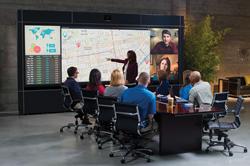 Prysm Cascade 190 Collaboration Video Wall