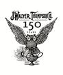 JWT 150 Anniversary Logo