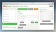 Online ordering system food menu