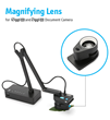 IPEVO Releases Magnifying Lens Accessory for Its Ziggi Family of...