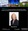 Betsy Munson Joins Jupiter Office of Coastal Sotheby's International Realty