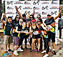 VisitandCare.com Team Joins Wings for Life Global Run