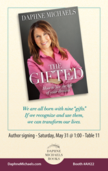 Daphne Michaels releases The Gifted: How to Live the Life of Your Dreams