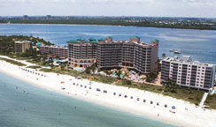Fort Myers Beach Hotels - Pink Shell Beach Resort & Marina