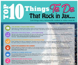 Things To Do Jacksonville FL Memorial Day Weekend