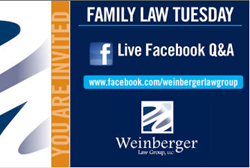 Family Law Tuesday - Answers to Questions about Divorce & Family Law