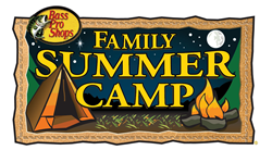 Family Summer Camp at Bass Pro Shops