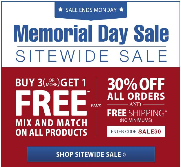 2014 Memorial Day Sale On Window Coverings Starts Now At