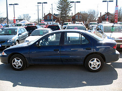2001 chevy cavalier | auto parts for sale