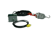 60 or 100 Watt Explosion Proof Hand Lamp with 25' Explosion Proof Cord