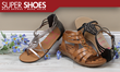 Women's Vacation Sandals Now Available at Super Shoes
