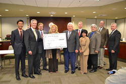 Million Dollar Donation from Santa Clarita Facilities Foundation