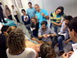 Dr. Kostas Rizopoulos from Hands-On Seminars Teaches Myofascial Trigger Point Therapy to Students in Sao Paulo