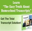 The HomeScholar 4-Step Total Transcript Solution Review Introduces An...