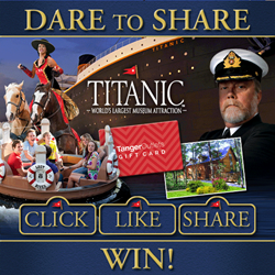Dare to Share 2014 Branson Vacation Giveaway