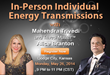 Join the In-Person Individual Energy Transmissions with Mahendra...