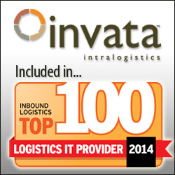 Invata Intralogistics makes Top 100 IT Providers.