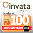 Invata Intralogistics Included in Top 100 IT Providers by Inbound...