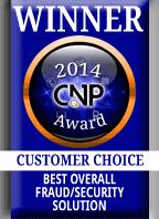 Kount CNP Award 2014