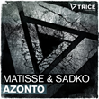 "Matisse & Sadko, ""Azonto"" (singles artwork)"