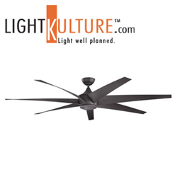 Stay Cool with Kichler Ceiling Fans, Now on Sale At LightKulture.com