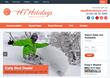 Niseko accommodation HT Holidays new website