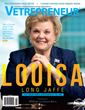 First Woman Vetrepreneur of the Year ®, Louisa Long Jaffe, CEO of...