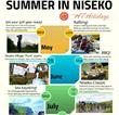 Niseko accommodation HT Holidays summer guide
