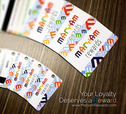 Mary-am Rewards Card for Furnished Apartments Toronto
