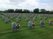 Teters Floral Products Honors Fallen Heroes at Dallas National Cemetery
