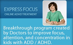 Express Focus for ADHD Review - The Scientifically Proven Way To Improve Concentration in Kids