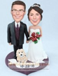 Cutebobble.com Releases Its Discounted Wedding Bobbleheads for...