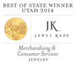 Jewel Kade Awarded Best of State – Merchandising & Consumer Services - Jewelry