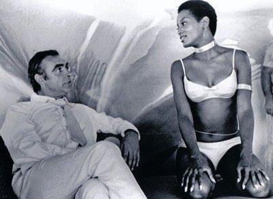 First African American James Bond Girl Thumper Trina Parks