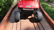 YBC Composite Runners - Timber Golf Cart Bridge