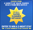 WCG Hotels' Super Summer Getaway Promotion Offers Value-Packed...